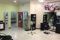 Beauty parlour in Qatar
